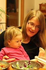 Auntie Jess & Anneliese
