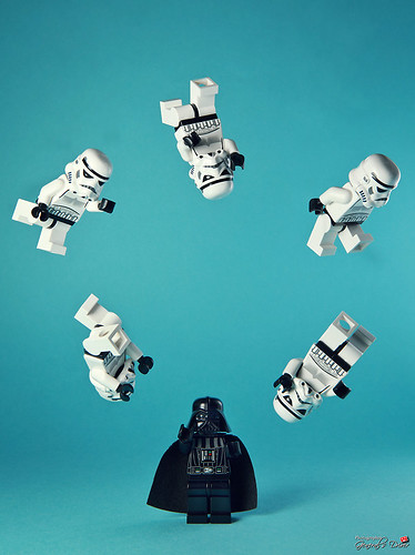 The force juggling