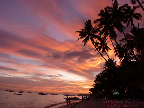 Sunset in Panglao, Bohol