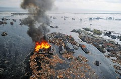 CRISIS JAPON 2011 - El Tsunami deborando Japon 03