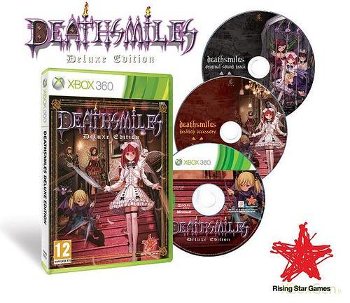 deathsmiles deluxe edition