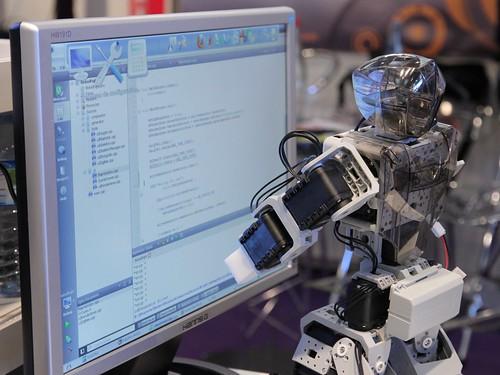 Les robots savent ils lire ?