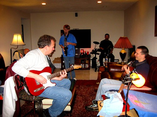 Jam Session - March 31, 2011