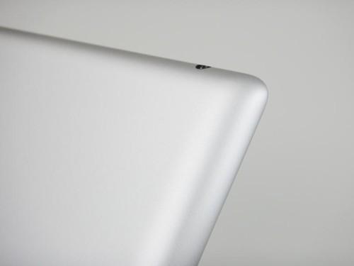 iPad2 採用圓弧的邊