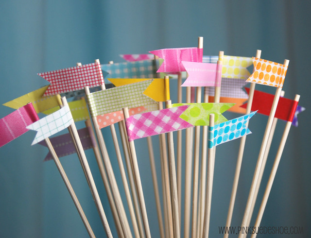 Birthday Flags