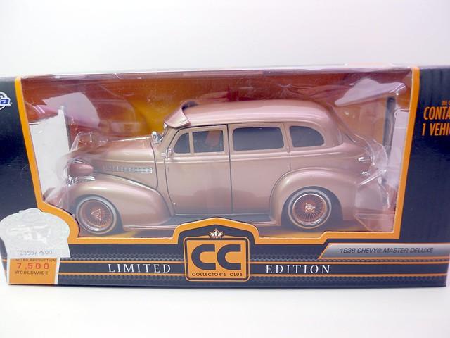 Jada Toys 1939 chevy master deluxe (1)