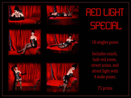 oOo Red Light Special Vignette