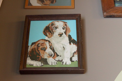 beagles paint by numbers