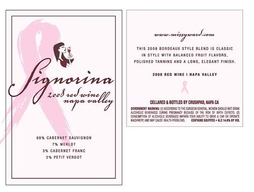Missy Ward's Signorina Wine
