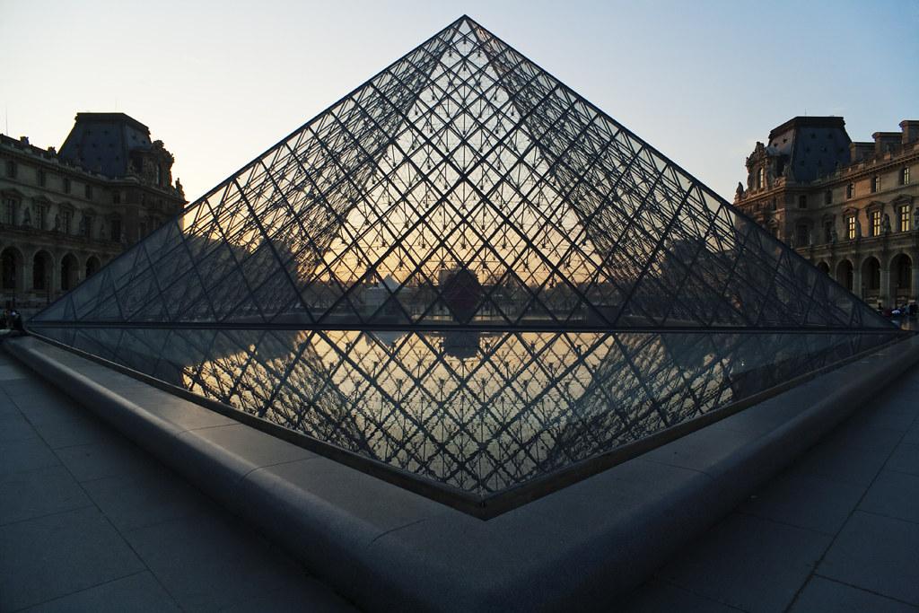 Louvre - París