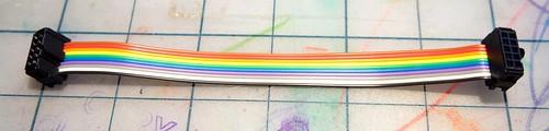 Standard 10-pin Ribbon Cable