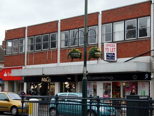 Offices to let above Superdrug