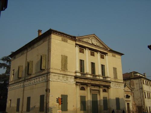 Palladio: Villa Pisani - Montagnana