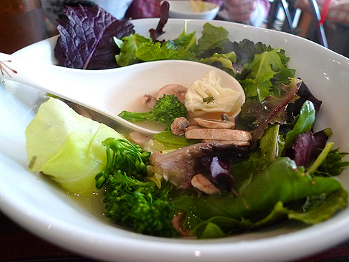 Vegetable Ramen @ Jinya