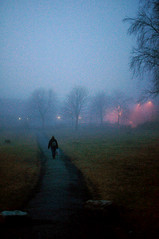 A foggy evening 01