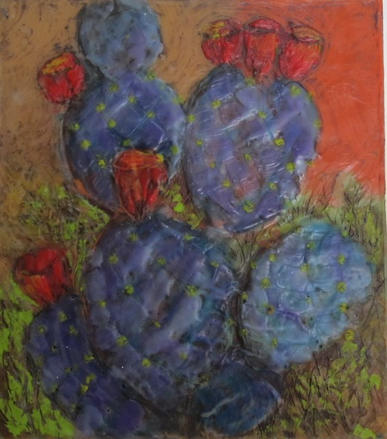 Santa Rita Prickly Pear - Sold