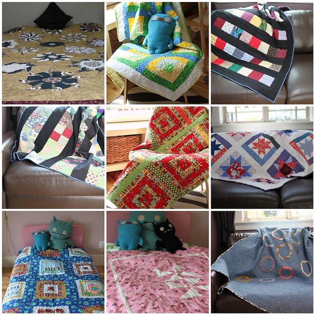 Quilts for Quake Survivors - Japan Shipment 2