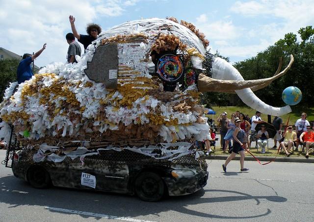 Houston Art Car Parade 2011 10