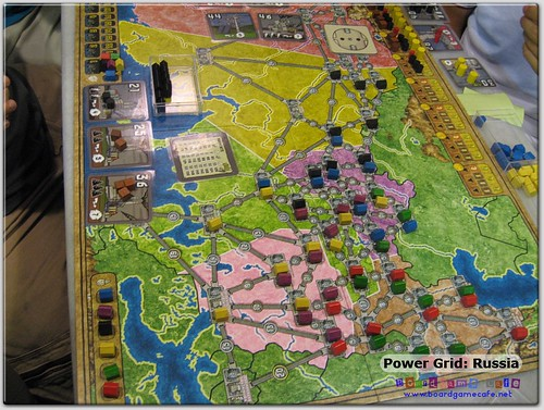 BGC Meetup: Power Grid Russia