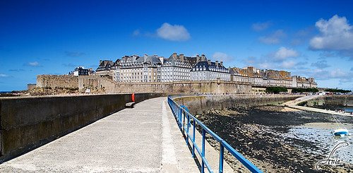 FRANCIA '09: Saint-Malo (Bretaña)