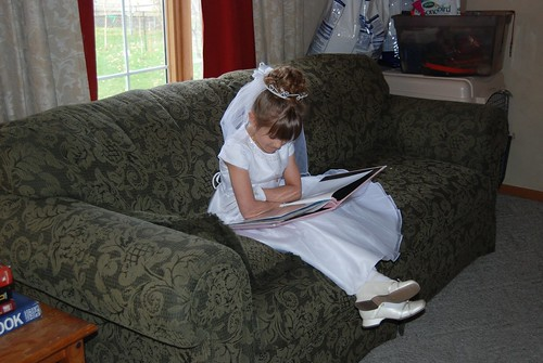 A Letter to Cate on her First Communion
