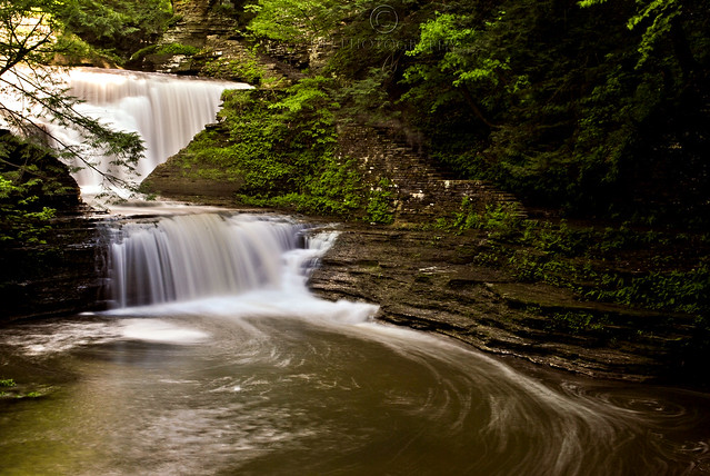 Buttermilk Falls State Park (4/4)