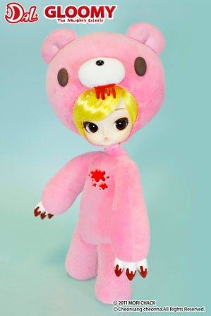 September- Gloomy Bear Dal