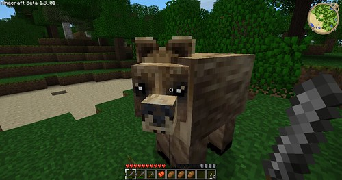 Minecraft - Bear