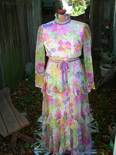 miss elliette flower dress by Becca(at BrightHaven)