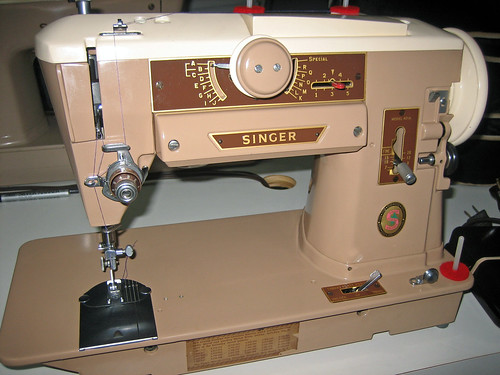 Sewing Machines Gigi Sews Awesome Marvel Sewing Machine
