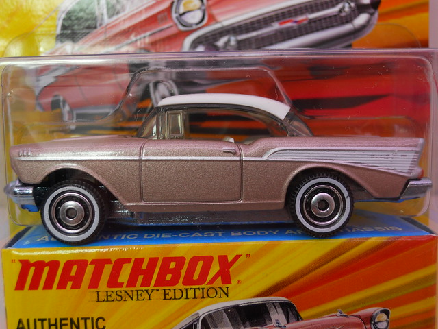 matchbox lesney '57 chevy (2)