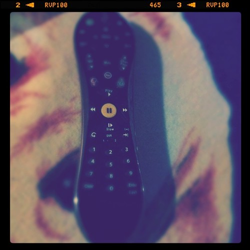 TiVo remote by bradaus