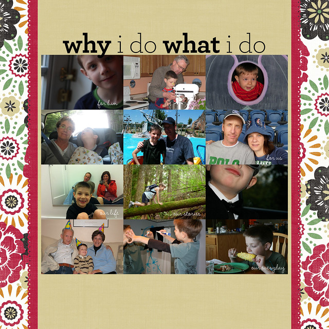 Why I Do