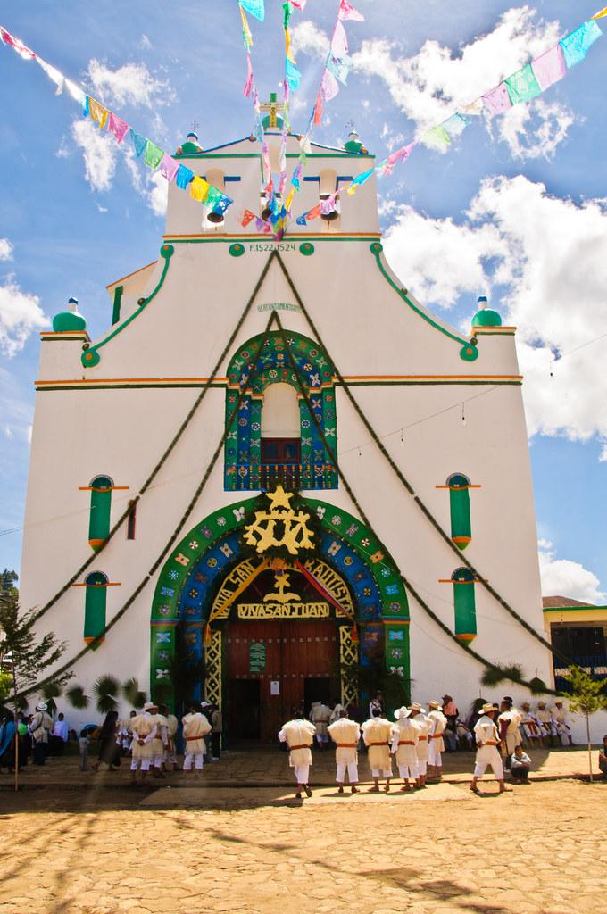The Church in Chamula