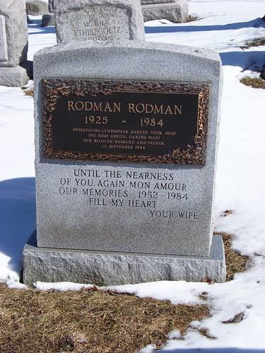 Rodman Rodman