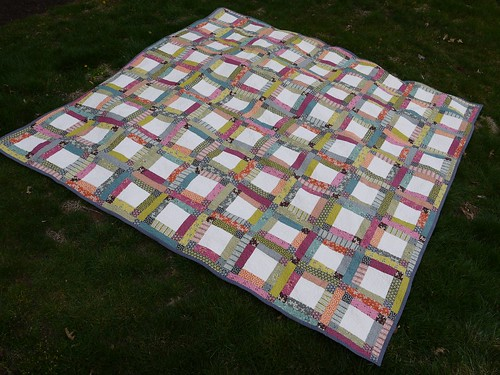 Hope Valley Five Patch Quilt