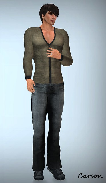 Wilson's - Grey Shirt and Black Jeans  ($0L)