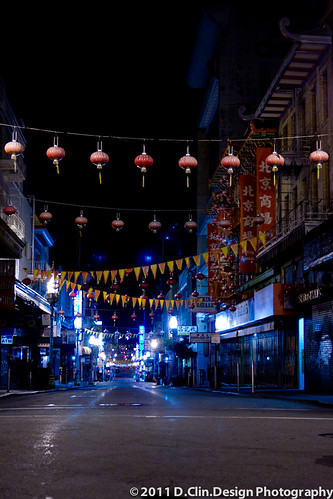 China Town by d.clin.design