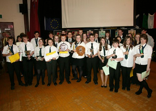 Prizegiving 2011