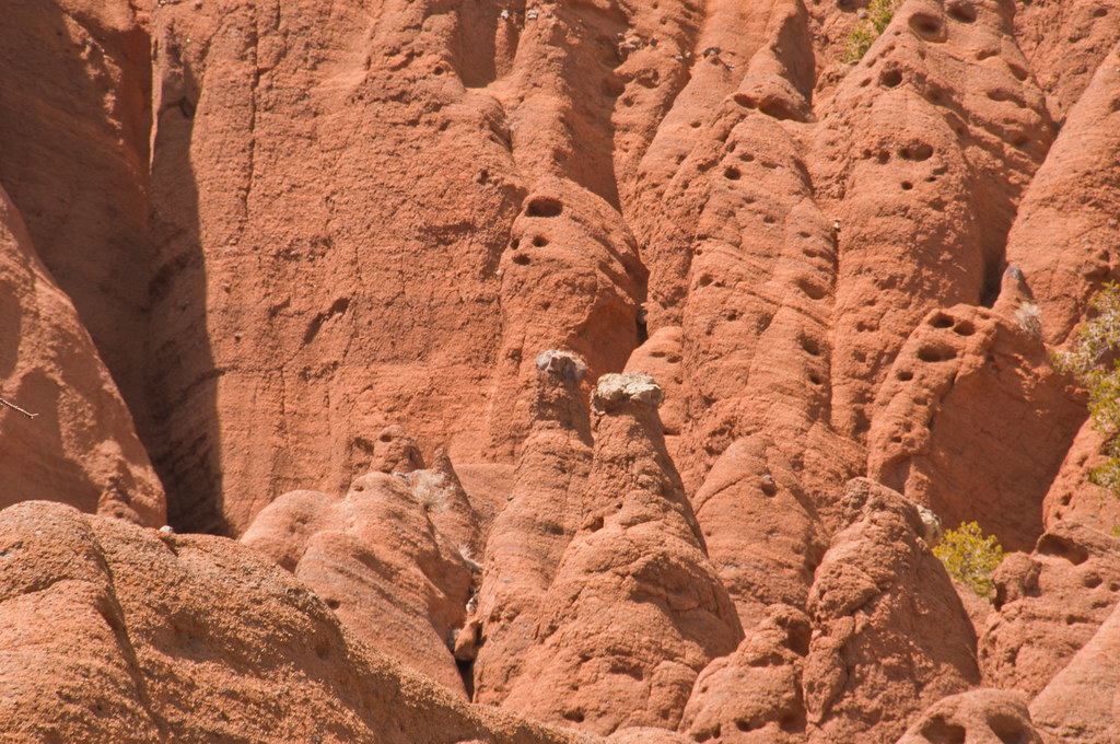 Hoodoos at Red Mountain, Arizona