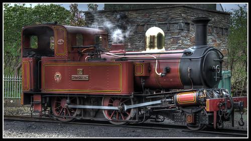 Port Erin Train by jonny.andrews65