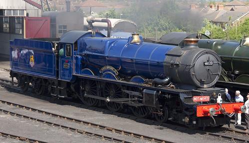 King Edward II 6023 3