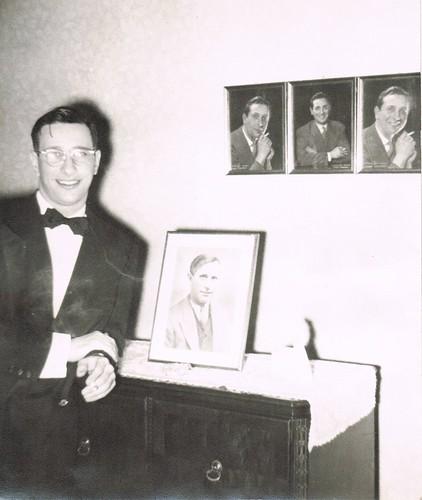 From lft. to rgt: Joseph M. Demma, Frank Demma, and Frank Matracia.