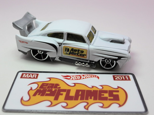 hot wheels jaded white  (4)