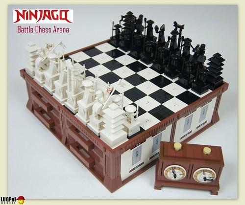 Ninja Chess 1