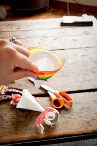 {how to} make mini pinata's!