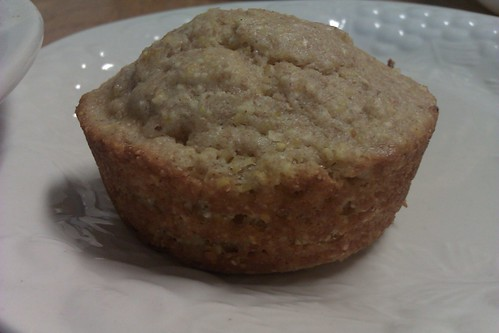 Homemade Corn Muffin