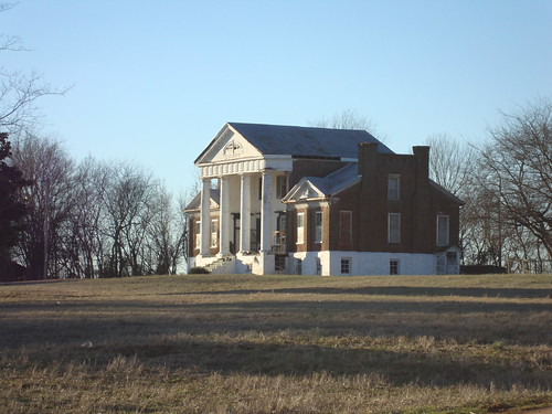 Saunders-Hall-Goode Mansion, Courtland AL