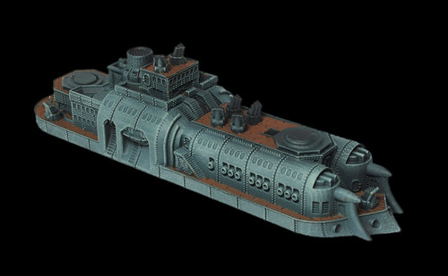 Sokotsu Battleship WiP