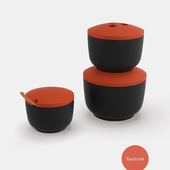 ESTD collection: potto